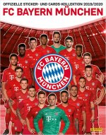 Bayern München 2019/2020 / Offizielle Sticker- und Cards-Kollektion - Panini