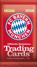 Bayern München Trading Cards 2018