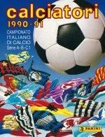 Calciatori 1990-91 (Italien) - Panini