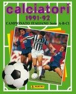 Calciatori 1991-92 (Italien) - Panini