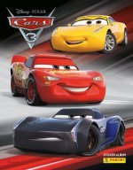 Cars 3 Stickeralbum