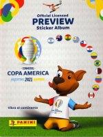 CONMEBOL Copa América 2021 Preview - Panini