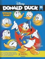 Donald Duck Sticker Story - 85 Years - Panini
