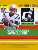 Donruss Football 2018 - Panini