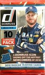 Donruss Racing 2018 Nascar Trading Cards - Panini