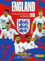 England 2018 - Adrenalyn XL - Panini
