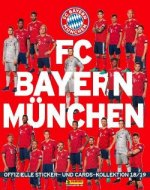 Bayern München 2018/2019 / Offizielle Sticker- und Cards-Kollektion - Panini