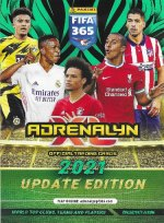 FIFA 365 Adrenalyn XL 2021 Update Edition - Panini