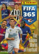 FIFA 365 Sticker Album 2018 (deutsche Version) - Panini