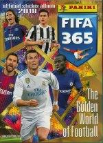 FIFA 365 Sticker Album 2018 (internationale Zusatzsticker) - Panini