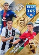 FIFA 365 Sticker Album 2019 (446-Sticker-Version / blaue Rückseiten) - Panini