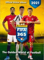 FIFA 365 Sticker Album 2021 (deutsche Version) - Panini