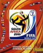 WM 2010 (South Africa) dt. Version + 80 Update Sticker - Panini
