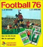 Football 76 - Belgique - Panini