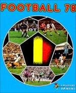 Football 78 - Belgique - Panini
