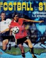 Football 81 - Belgique - Panini