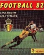 Football 82 - Belgique - Panini
