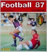 Football 87 - Belgique - Panini