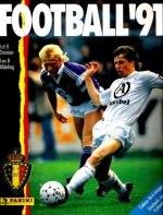 Football 91 - Belgique - Panini