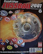 Fussball 2001 - Panini