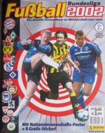 Fussball 2002 - Panini
