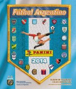 Fútbol Argentino 2014 - Panini