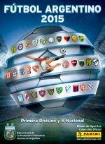 Fútbol Argentino 2015 - Panini