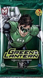 Green Lantern Trading Card Game - Panini
