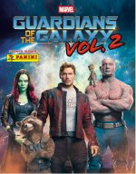 Guardians of the Galaxy Vol. 2 Sticker Album - Panini