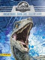 Jurassic World: Das gefallene Königreich Dinosaur Tracker Trading Cards - Panini