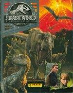 Jurassic World: Das gefallene Königreich Stickeralbum - Panini