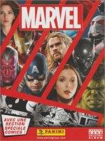 Marvel Sammelkarten - Panini