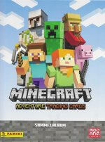 Minecraft - Adventure Trading Cards