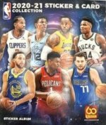 NBA Sticker. & Card Collection 2020-21 - Panini
