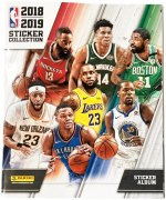 NBA Sticker Collection 2018-2019 [europäische Version] - Panini