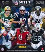 NFL Sticker Collection 2017 - Panini