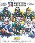 NFL Sticker Collection 2018 - Panini
