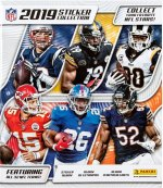 NFL Sticker Collection 2019 - Panini