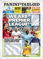 Panini Tabloid - We are Premier League! - Panini