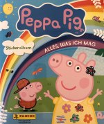 Peppa Pig - Alles, was ich mag - Panini