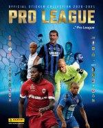 Pro League 2021 (Belgien) - Panini
