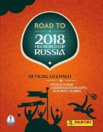 Road to 2018 FIFA World Cup Russia (UK Edition) - Panini