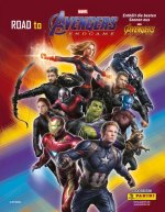 Road to Marvel Avengers: Endgame - Panini