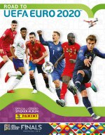 Road to UEFA Euro 2020 (Sticker Album) - Panini