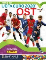 Road to UEFA Euro 2020 OST (Sticker) - Panini