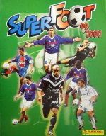 SuperFoot 99-2000 (Frankreich) - Panini