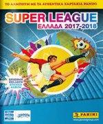 Superleague Ellada 2017-18 (Griechenland) - Panini