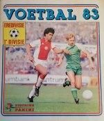 Voetbal 83 - Panini