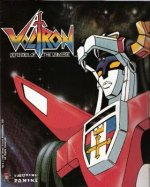 Voltron, Defender of the Universe - Panini