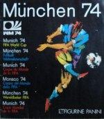 WM 1974 (München) - Panini